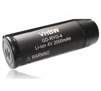 Ryobi TEK4  4V/Li-Ion/2000mAh (800105054)