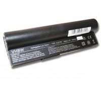 ASUS EEE PC 900a AL22-703  juoda 6600mAh (800100693)