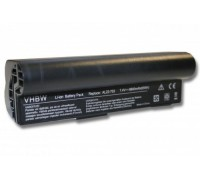 ASUS EEE PC 900a AL22-703  juoda 8800mAh (800100695)