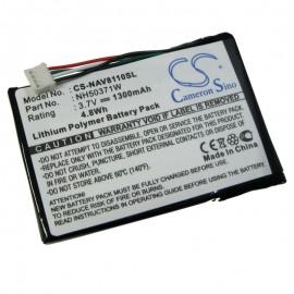 GPS NAVIGACIJA LI-POLYMER   NAVIGON 81XX  8110 8310  761NH50371W 3,6V/3,7V / 1300mAh (TR45653)