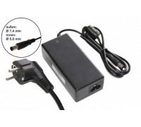 Nešiojamojo kompiuterio maitinimo šaltinio modelis 012 19,5V 3,34A 7,4-5,0mm  kroviklis (800101157)