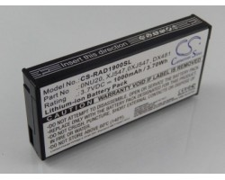 Dell Poweredge 1000mAh  3,7V ( 800113104)