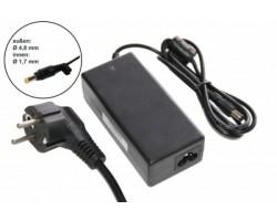 Nešiojamojo kompiuterio maitinimo šaltinio modelis 021 (HP 18.5V, 3.8A, 4.8 x 1.7mm ) (800101225)