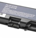 INTENSILO Lenovo Thinkpad SL410c, T410i, T420 6cell 11.1V, 6000mAh (800109929)