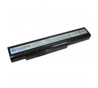 Aukščiausios kokybės MSI CR640DX CR640MX CR640XMSI 11,1V  6000mAh / 67Wh (TR542)