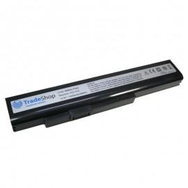 Aukščiausios kokybės MSI CR640DX CR640MX CR640XMSI 14,4V  6000mAh / 67Wh (TR543)