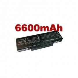 MAXDATA PRO 6100L MSI MEGABOOK EX400 EX600 9cell 6600mAh (TR6100)