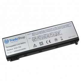 PACKARD BELL ADVENT 916C7660F 916C7680F 6cell 4400mAh (TR70335)P
