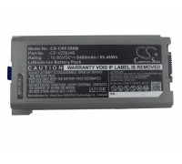 Panasonic Toughbook CF-30, CF-31, CF-53  8400mAh (800112353)