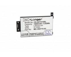 "58-000008  Amazon Kindle 1600mAh 3,7V PaperWhite EY21 6"" Tablet - 1st Generation Li-Polymer (800106190)"