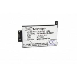 "58-000008  Amazon Kindle 1420mAh  PaperWhite EY21 6"" Tablet - 1st Generation (800106190)"