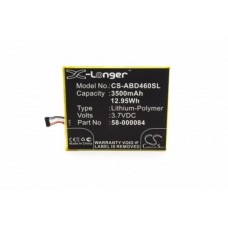 "3500mAh 3,7V 58-000084 ST08A Amazon Kindle Fire HD 7"" 4th Generation Gen SQ46CW Li-Polymer (800110705)"