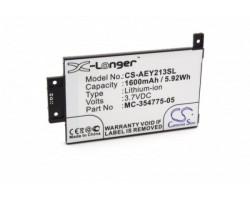 "58-000049 Amazon Kindle 1600mAh 3,7V PaperWhite 2 2nd Gen 6"" 2013 MC-354775-05 Li-Polymer (800107770)"