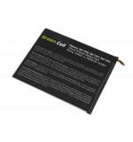 Tablet Baterija EB-BT561ABA EB-BT561ABE Samsung Galaxy Tab E 9.6 T560 T561 3,8V 5000mAh (5903317222125)