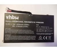 FUJITSU Lifebook UH572 Ultrabook 14.8V, 2850mAh (800110434)