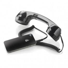Juodas Telefono ragelis Retro P280.191